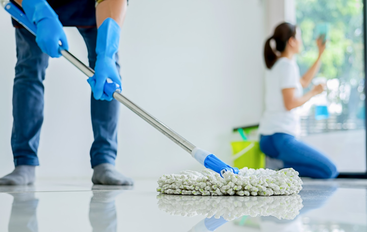 home cleaning - end of tenancy